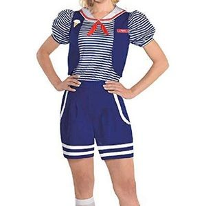 Stranger Things Robin Scoops Ahoy Costume